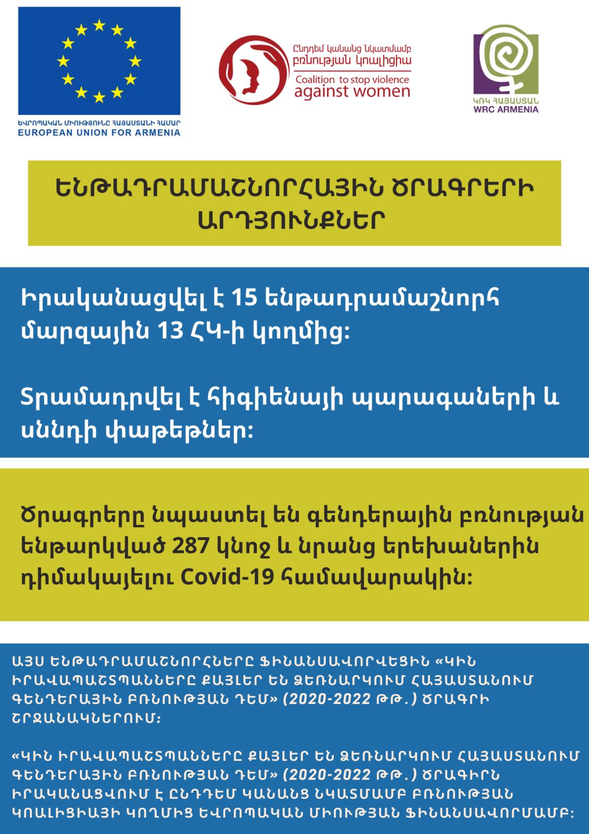 #EU4Armenia #StopGBVArmenia