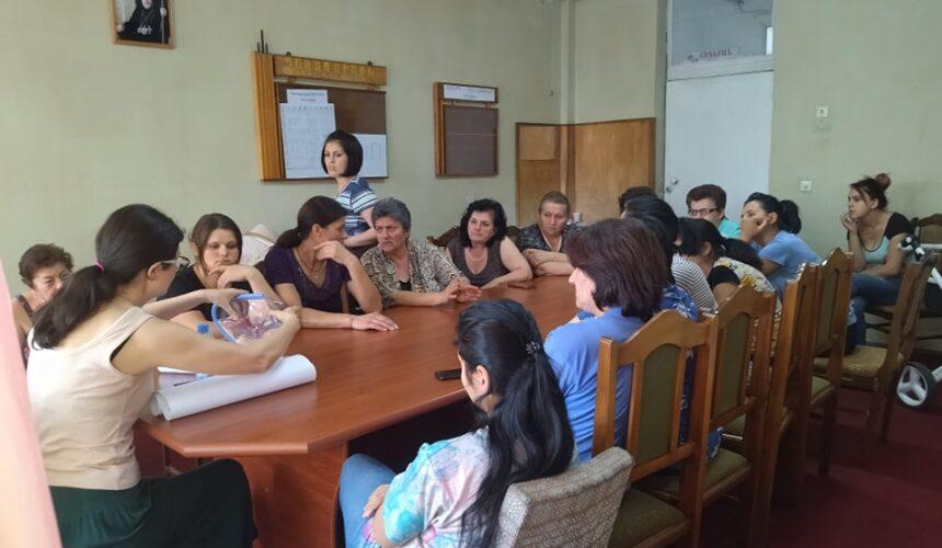 Աջակցություն արցախցի կանանց. կարևորելով վերարտադրողական առողջությունն ու կրթությունը